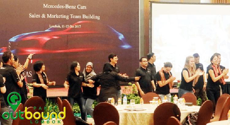 Paket Employee Gathering Lombok