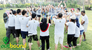 Paket Outbound Leadership Program
