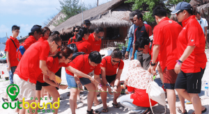 Paket Outbound Spiritual Training & Self Mastery