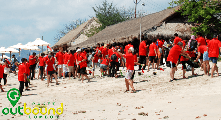 Paket Outbound Training Program